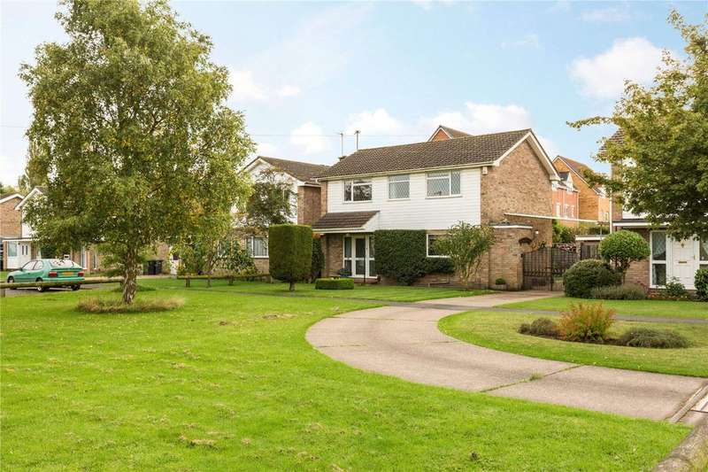 4 Bedrooms Detached House for sale in Colne Close, North Hykeham, Lincoln