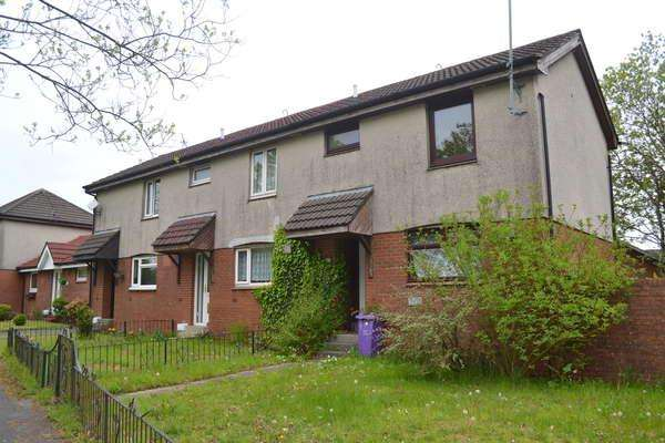 2 Bedrooms End Of Terrace House for sale in 28 Auchinleck Gardens, Robroyston, Glasgow, G33 1PL