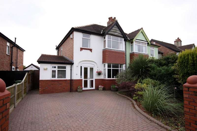 4 Bedrooms Semi Detached House for sale in Larkfield Lane, Churchtown, Southport