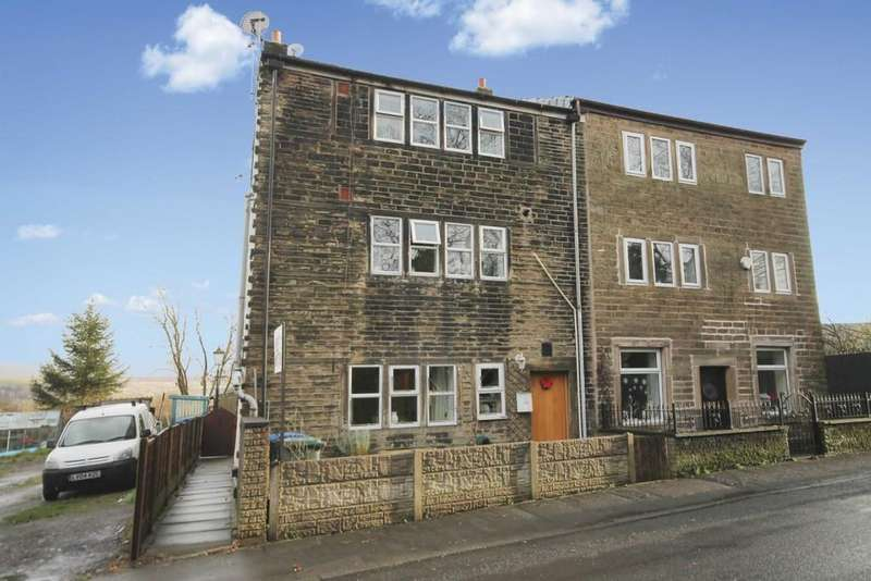 3 Bedrooms Semi Detached House for sale in Whitelees Road, Littleborough