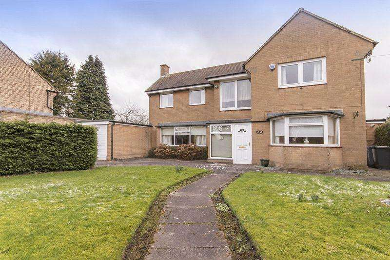 3 Bedrooms Detached House for sale in ROEHAMPTON DRIVE, DERBY