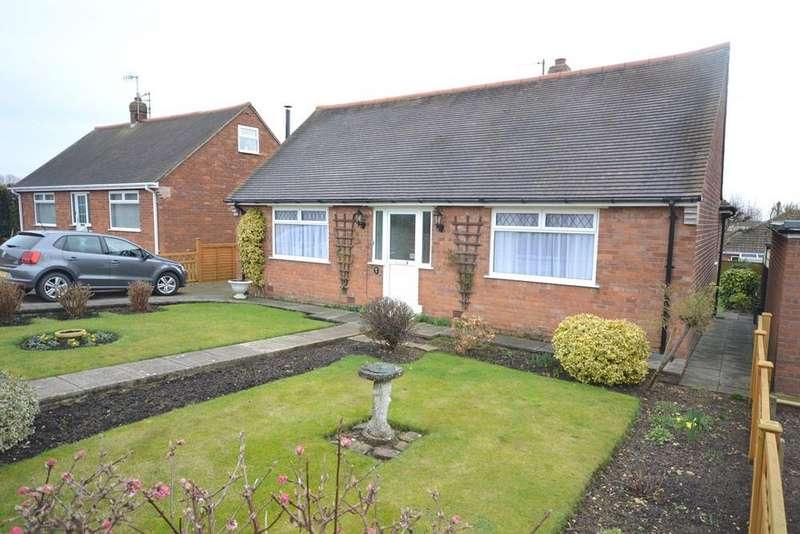 2 Bedrooms Detached Bungalow for sale in Brierley Road, Crossgates, Scarborough YO12