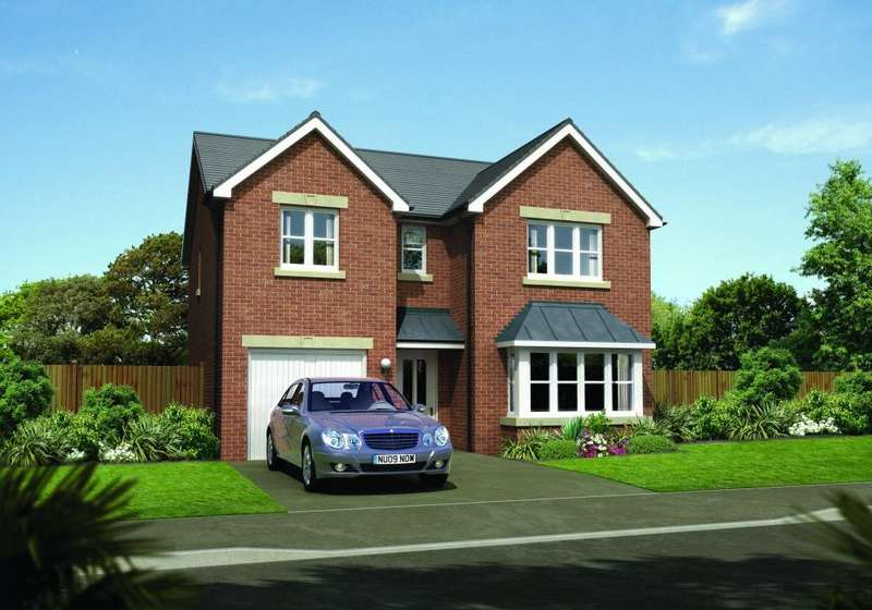 4 Bedrooms Detached Villa House for sale in Plot 254 Earl's Green, Barassie, Troon, KA10 7FA