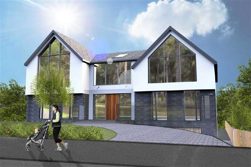 4 Bedrooms Land Commercial for sale in Eversley Crescent, Winchmore Hill, London
