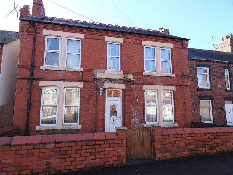 3 Bedrooms House for sale in Windsor Road, Wrexham