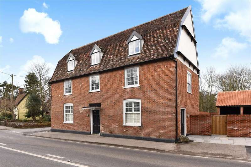 2 Bedrooms Apartment Flat for sale in Plumbers Mews, Wickhambrook, Newmarket, Suffolk, CB8