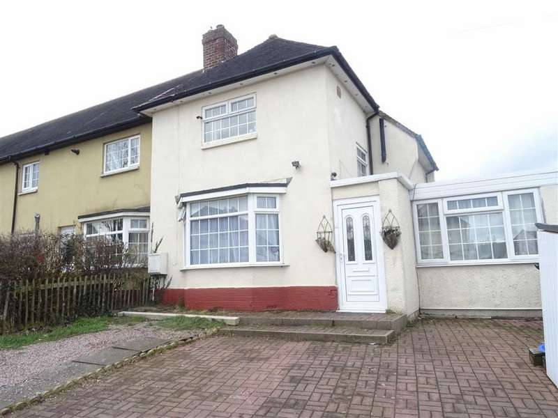 5 Bedrooms Semi Detached House for sale in Gwendoline Avenue, Hinckley