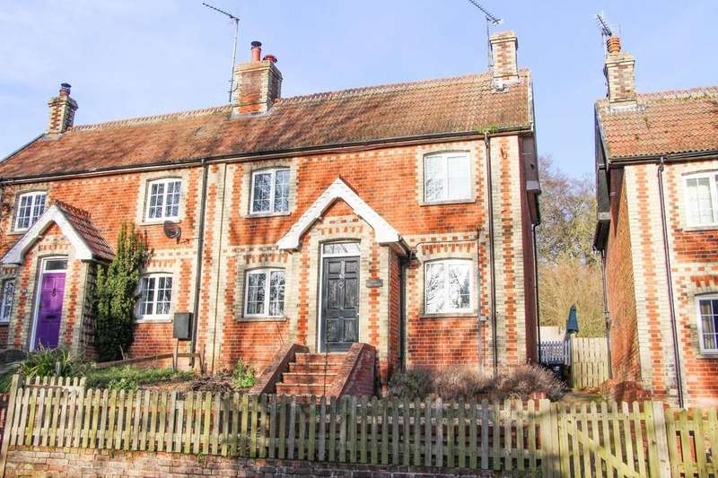 2 Bedrooms Semi Detached House for rent in Dullingham, Newmarket