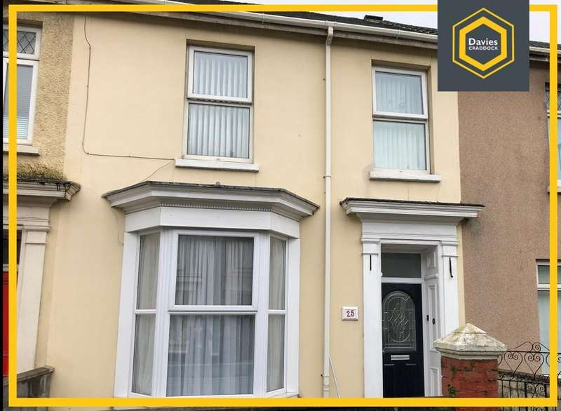 3 Bedrooms Terraced House for sale in Pembrey Road, Llanelli, SA15