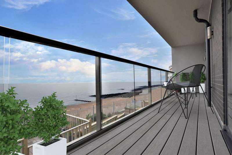 2 Bedrooms Apartment Flat for sale in Azure, 28 Marine Drive, Rottingdean, BN2