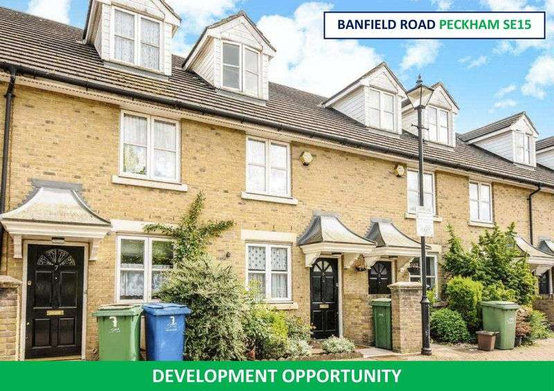 3 Bedrooms Property for sale in Banfield Road, London