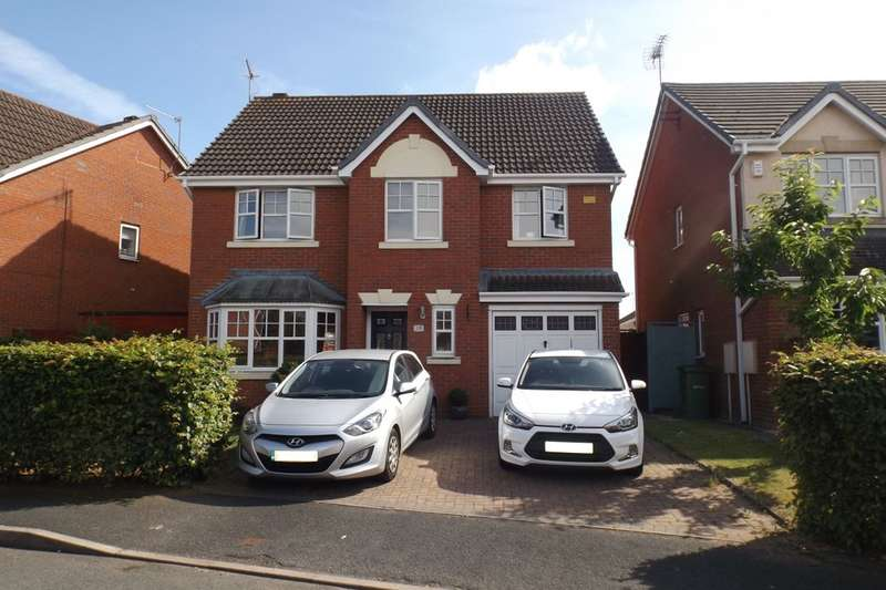 5 Bedrooms Detached House for rent in Brecon Avenue, Worcester, WR4