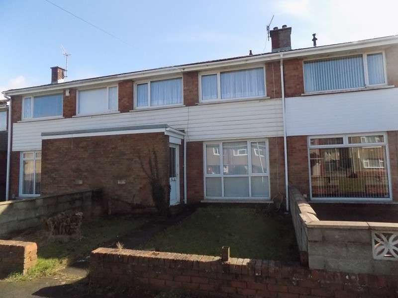 3 Bedrooms Terraced House for sale in Hogarth Place, Port Talbot, Neath Port Talbot. SA12 6RD