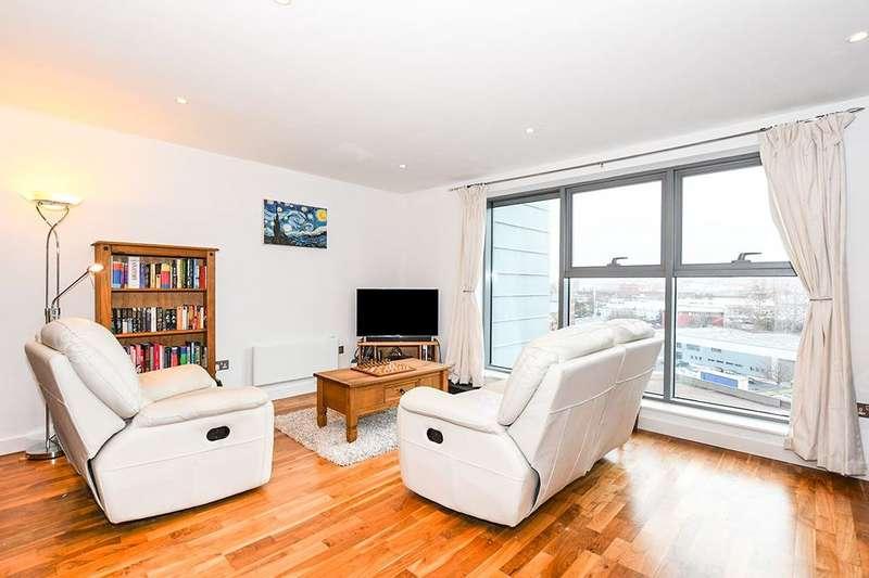 1 Bedroom Flat for sale in William Jessop Way, Liverpool, L3
