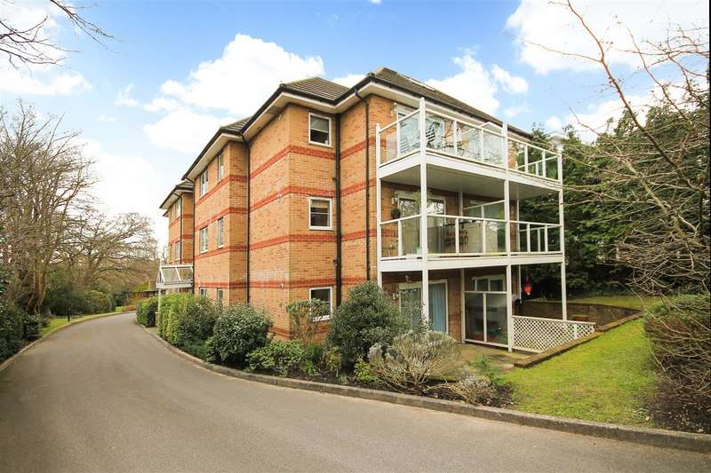 2 Bedrooms Flat for sale in Park View Court, 90 Bournemouth Road, Poole