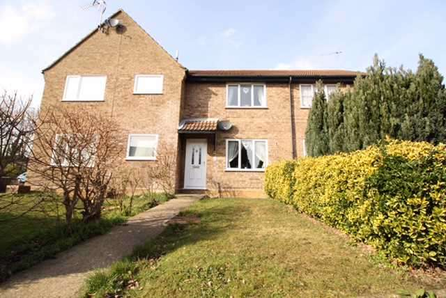 2 Bedrooms Terraced House for sale in Sycamore Close, Ipswich