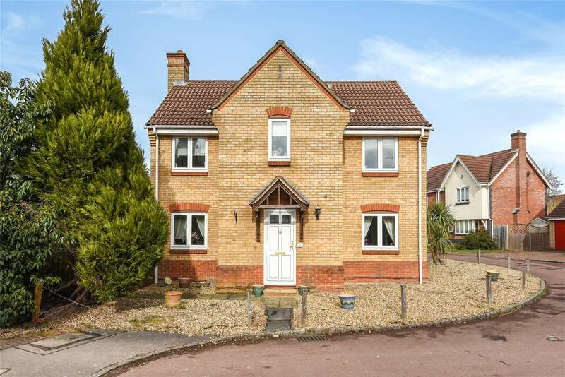 4 Bedrooms Detached House for sale in Northbrook Copse, Bracknell, Berkshire, RG12