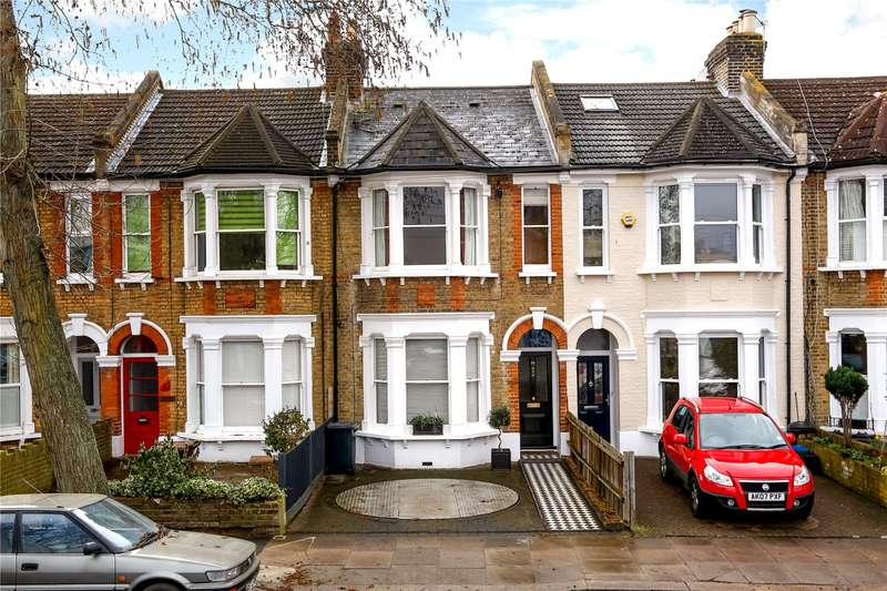 4 Bedrooms Terraced House for sale in Waldegrave Road, Teddington, TW11
