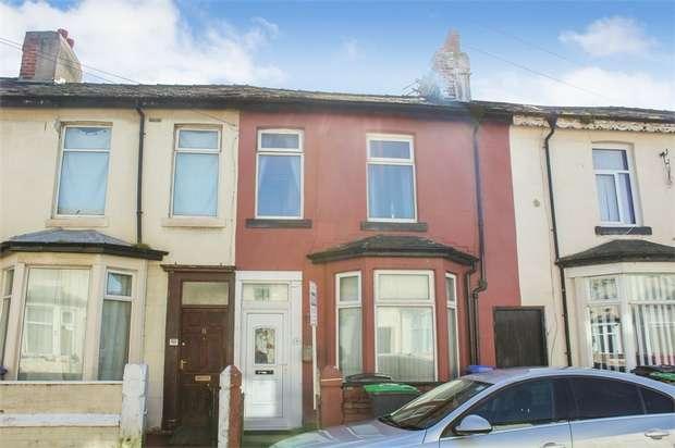 3 Bedrooms Terraced House for sale in Duke Street, Blackpool, Lancashire