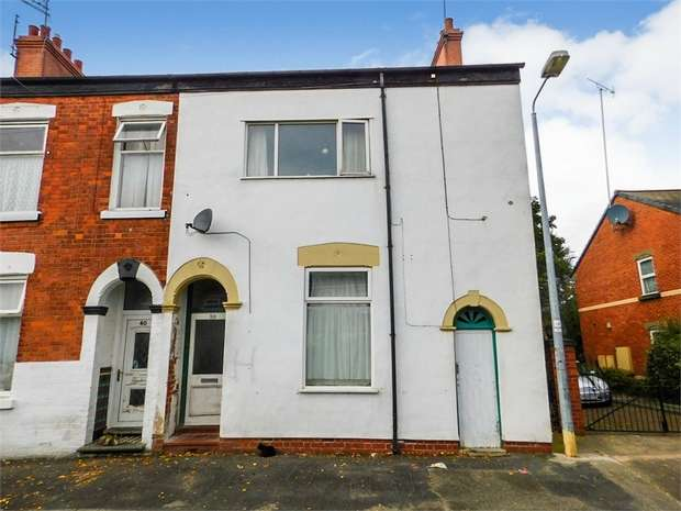 3 Bedrooms End Of Terrace House for sale in Freehold Street, Hull, East Riding of Yorkshire