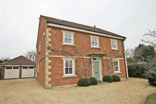 5 Bedrooms Detached House for sale in Ash House, 124a The Midlands, Holt, Wiltshire