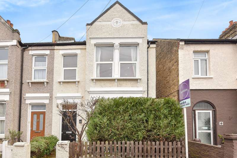 2 Bedrooms Maisonette Flat for sale in Albany Road, Wimbledon, SW19