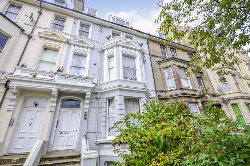 1 Bedroom Flat for rent in Charles Road, St Leonards, TN38