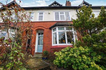 4 Bedrooms Terraced House for sale in Leigh Road, Hale, Altrincham, Greater Manchester