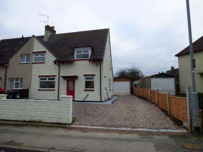 3 Bedrooms Semi Detached House for sale in Second Avenue, Kidsgrove, Staffordshire
