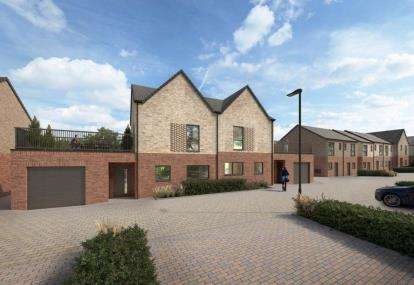 2 Bedrooms House for sale in Infinity Riverside, Millennium Drive, Stockton On Tees