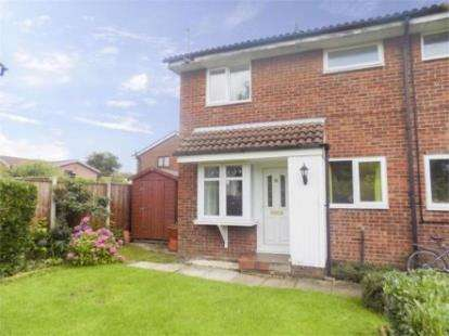 1 Bedroom Semi Detached House for sale in Mansfield Close, Birchwood, Warrington, Cheshire