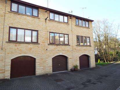 3 Bedrooms Terraced House for sale in Hebble Dene, Hebble Lane, Halifax, West Yorkshire