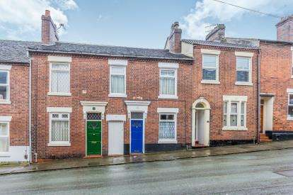 3 Bedrooms Terraced House for sale in Brighton Street, Penkhull, Stoke On Trent, Staffs