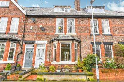 3 Bedrooms Terraced House for sale in Bedford Street, Stockton Heath, Warrington, Cheshire