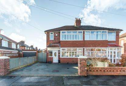 3 Bedrooms Semi Detached House for sale in Brownhill Drive, Padgate, Warrington, Cheshire