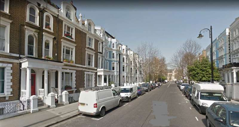2 Bedrooms Flat for sale in Notting Hill