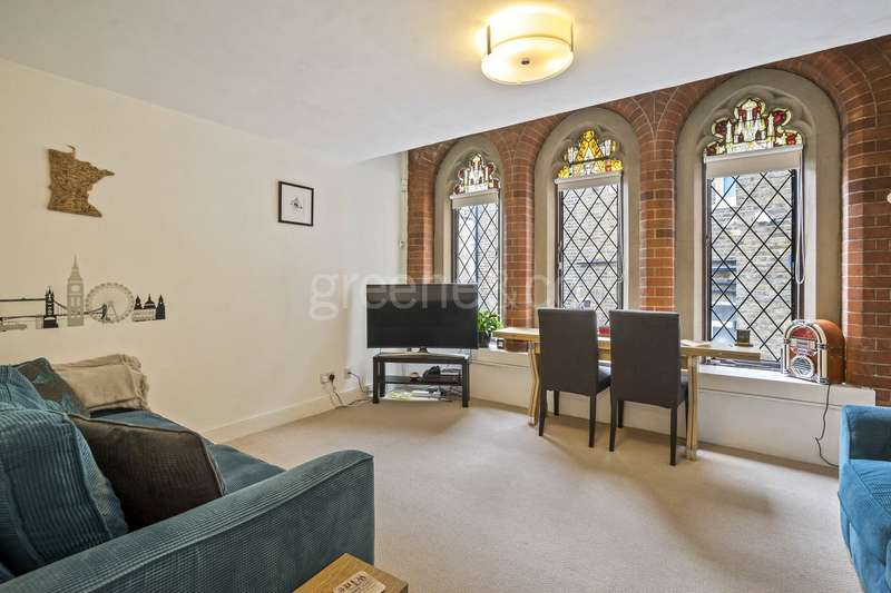 1 Bedroom Flat for sale in Simon Court, Saltram Crescent, London, W9
