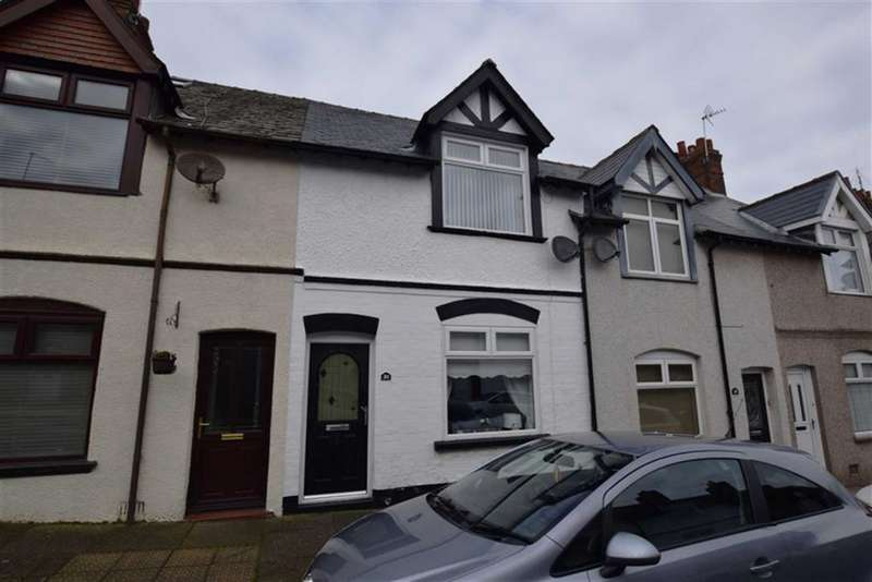 2 Bedrooms Terraced House for sale in Baden Powell Street, Barrow-in-Furness, Cumbria