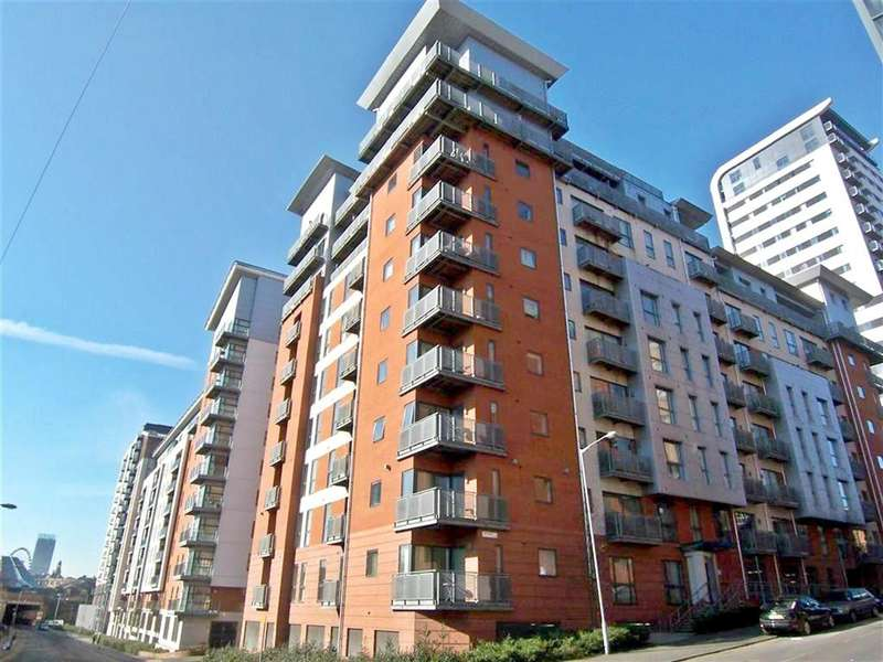 1 Bedroom Apartment Flat for sale in Melia House, 2 Hornbeam Way, Manchester, M4 4AX