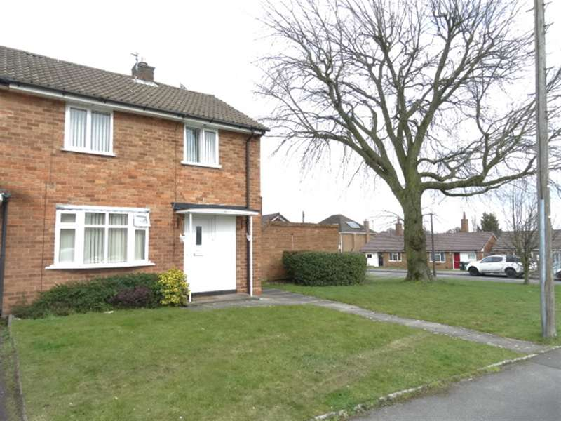 2 Bedrooms End Of Terrace House for sale in Mayswood Road, Solihull, B92 9JA