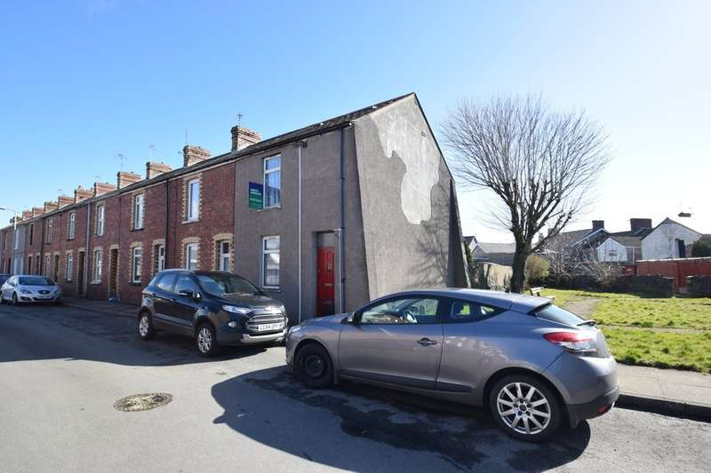 2 Bedrooms End Of Terrace House for sale in 4 Suffolk Street, Bridgend, Bridgend County Borough, CF31 3AL.