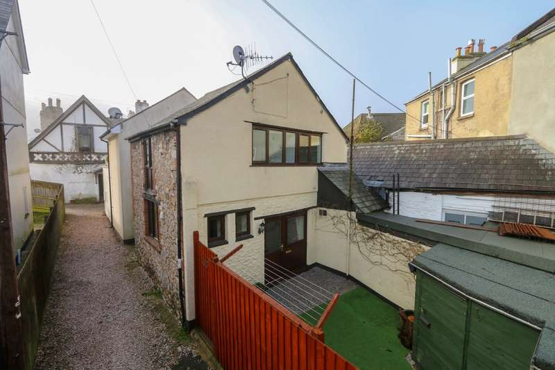 2 Bedrooms Unique Property for sale in Wolborough Street, Newton Abbot