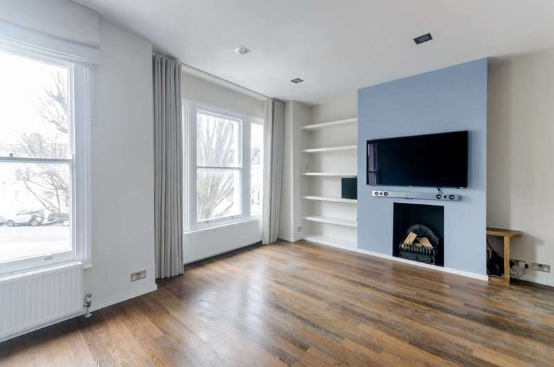 2 Bedrooms Flat for sale in Tynemouth Street, Fulham, SW6