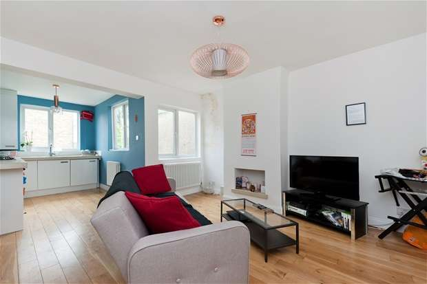 1 Bedroom Flat for sale in Hillcourt Road, East Dulwich