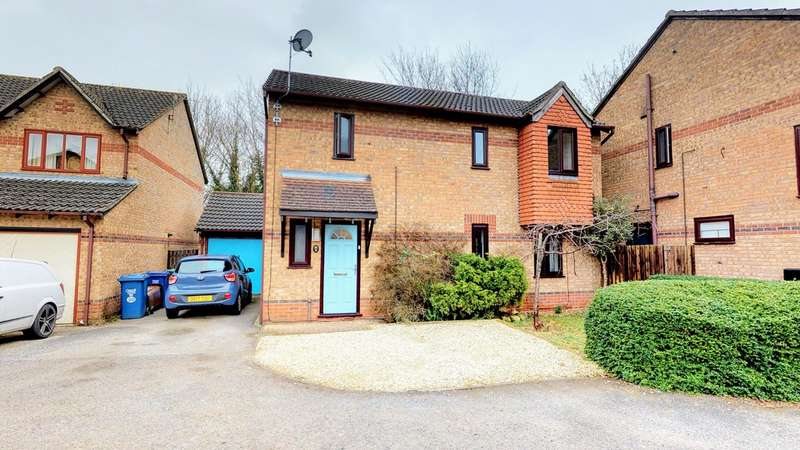 3 Bedrooms Detached House for sale in The Magnolias, Bicester OX26