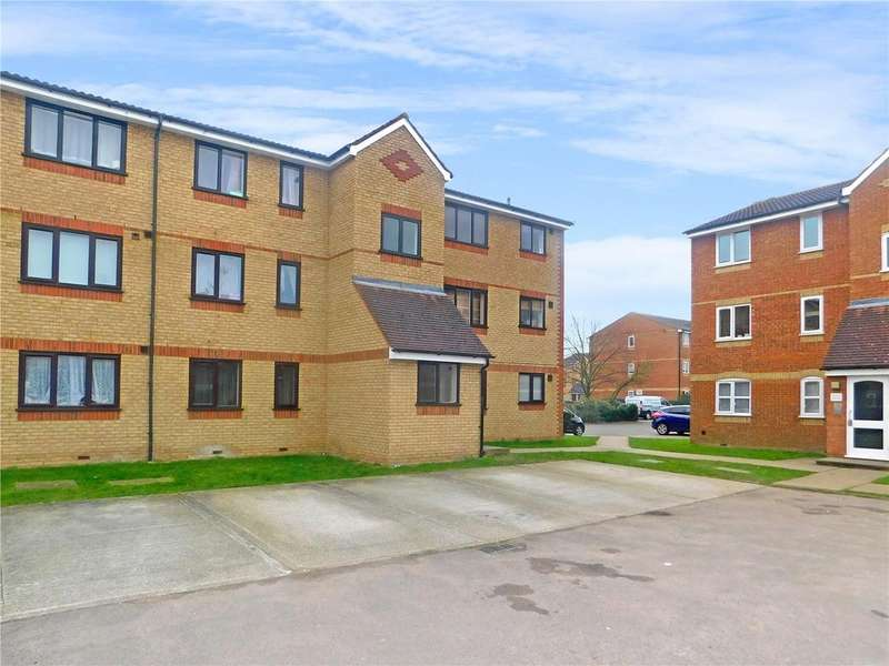 1 Bedroom Apartment Flat for sale in Redford Close, Feltham TW13