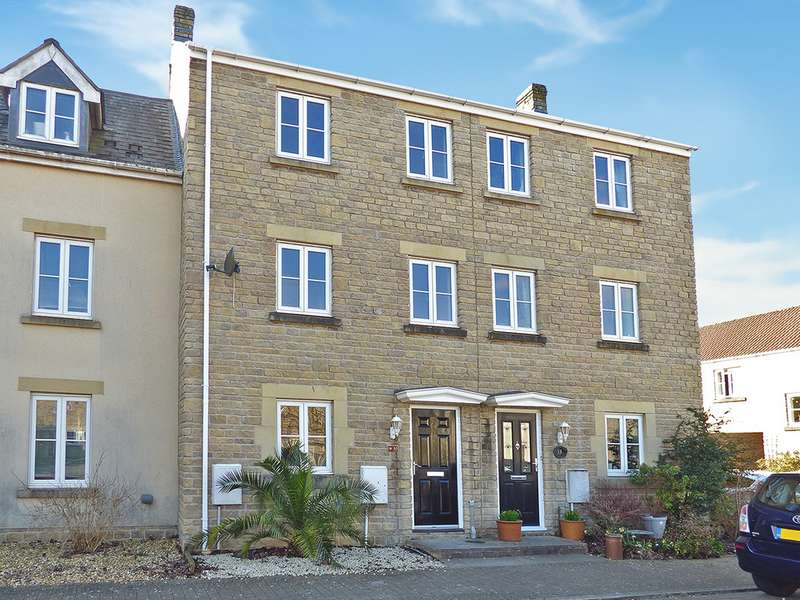 4 Bedrooms Terraced House for rent in Frome, Somerset BA11