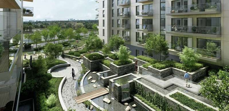 2 Bedrooms Apartment Flat for sale in The Odell Park and Kingly collection N4