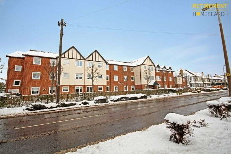 2 Bedrooms Property for sale in Burges Court, Thorpe Bay, SS1 3EP