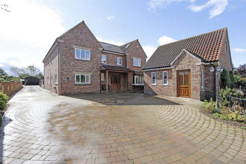 8 Bedrooms Property for sale in Chapel Street, Haconby